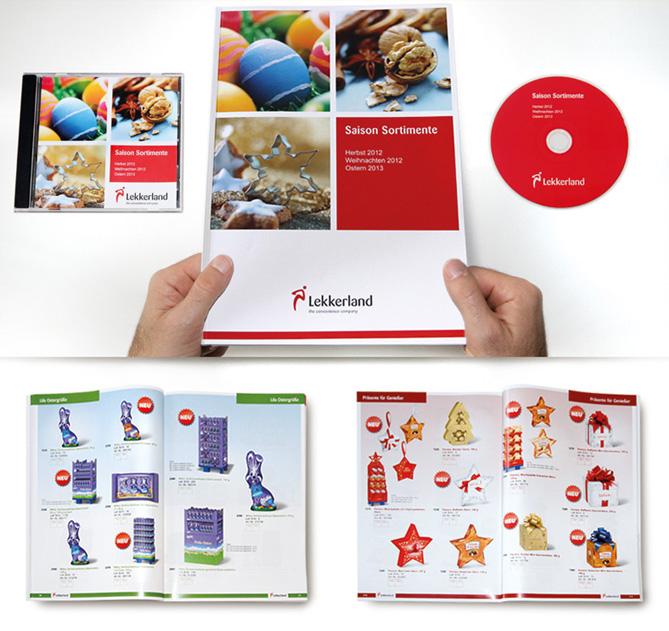Salesfolder, Katalog, Crossmediale Vernetzung, Atelier Steinbüchel, Werbeagentur Köln