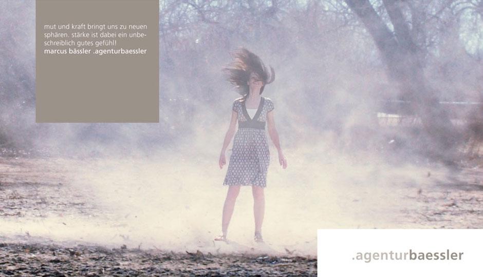 Anzeigenkampagne, Agentur Baessler, Kappler, Atelier Steinbüchel, Werbeagentur Köln