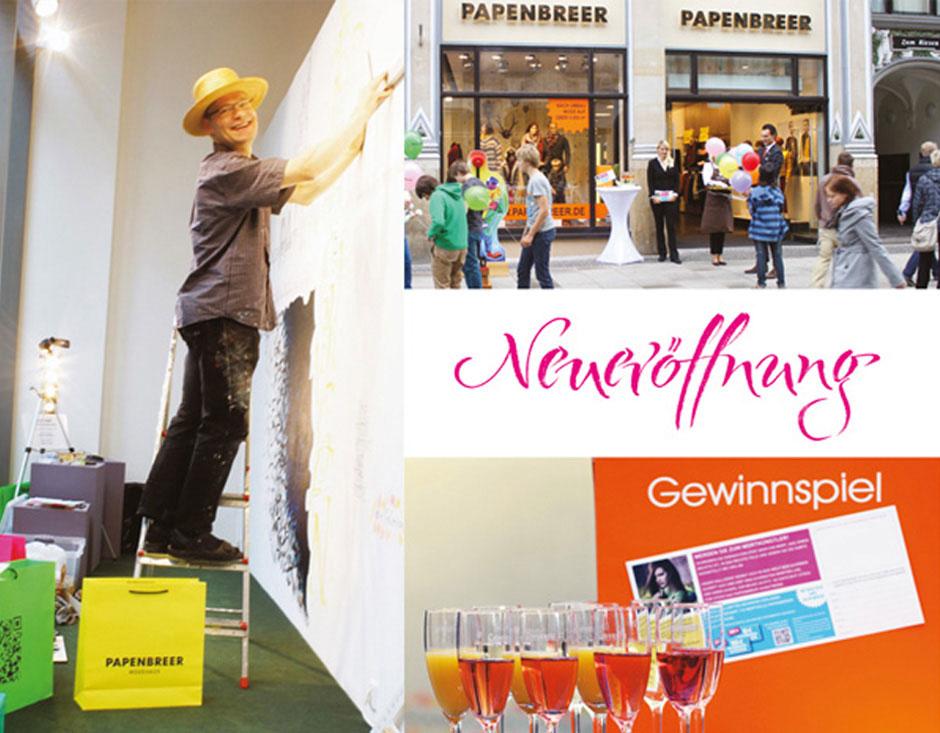 Event-Management, Atelier Steinbüchel & Partner, Werbeagentur Köln