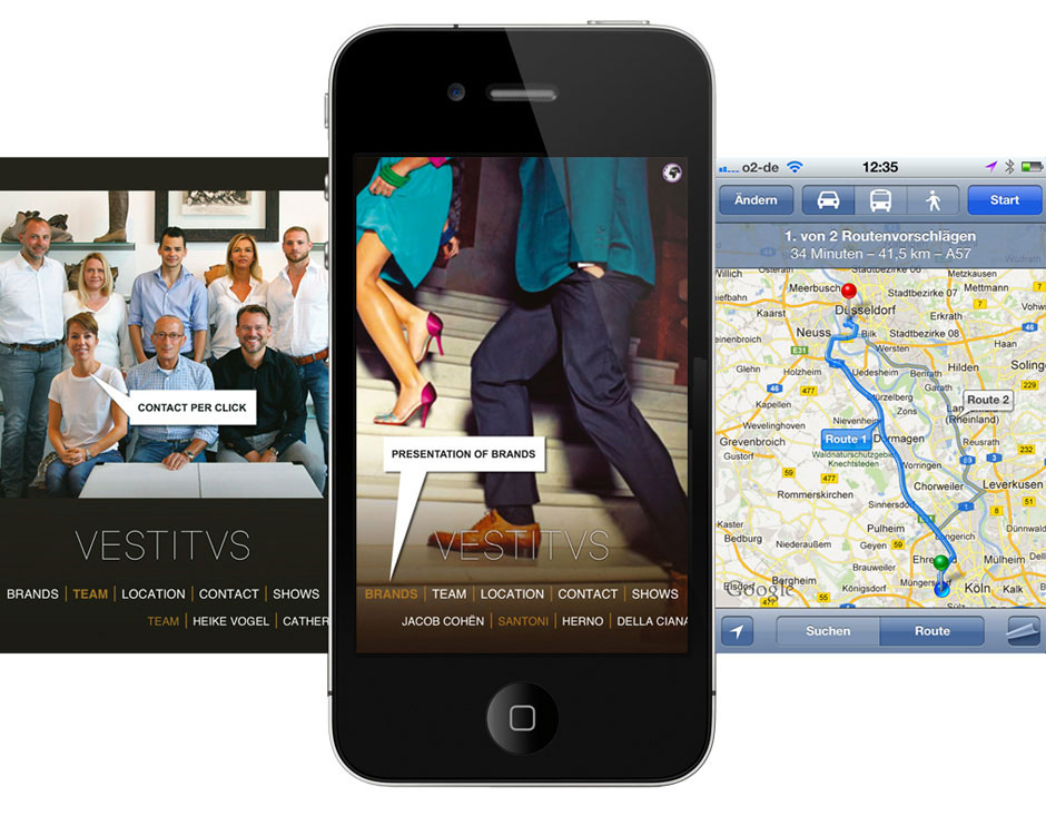 App-Entwicklung, Steinbüchel, Werbeagentur Köln
