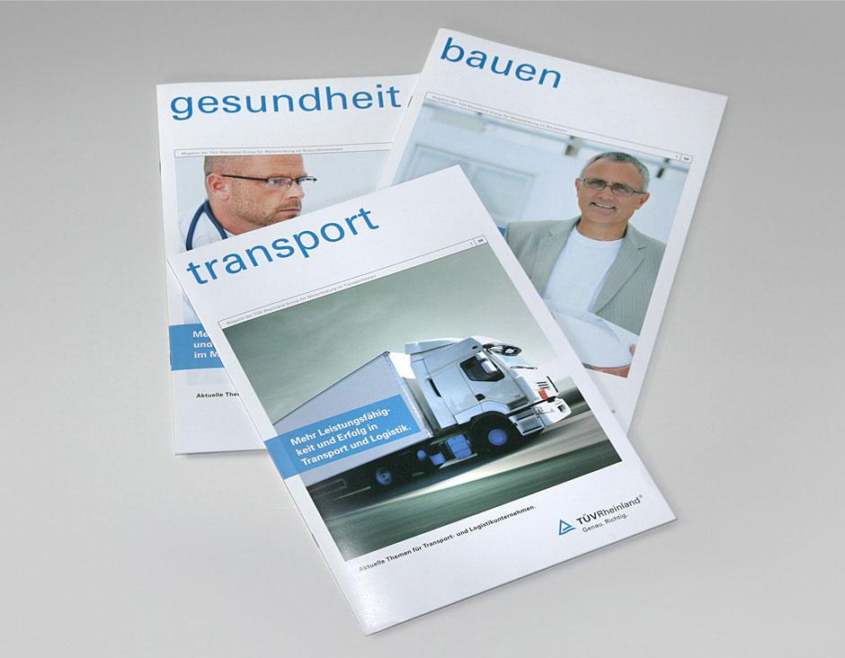 Kundemagazin, Verkaufsförderung, Atelier Steinbüchel, Werbeagentur Köln
